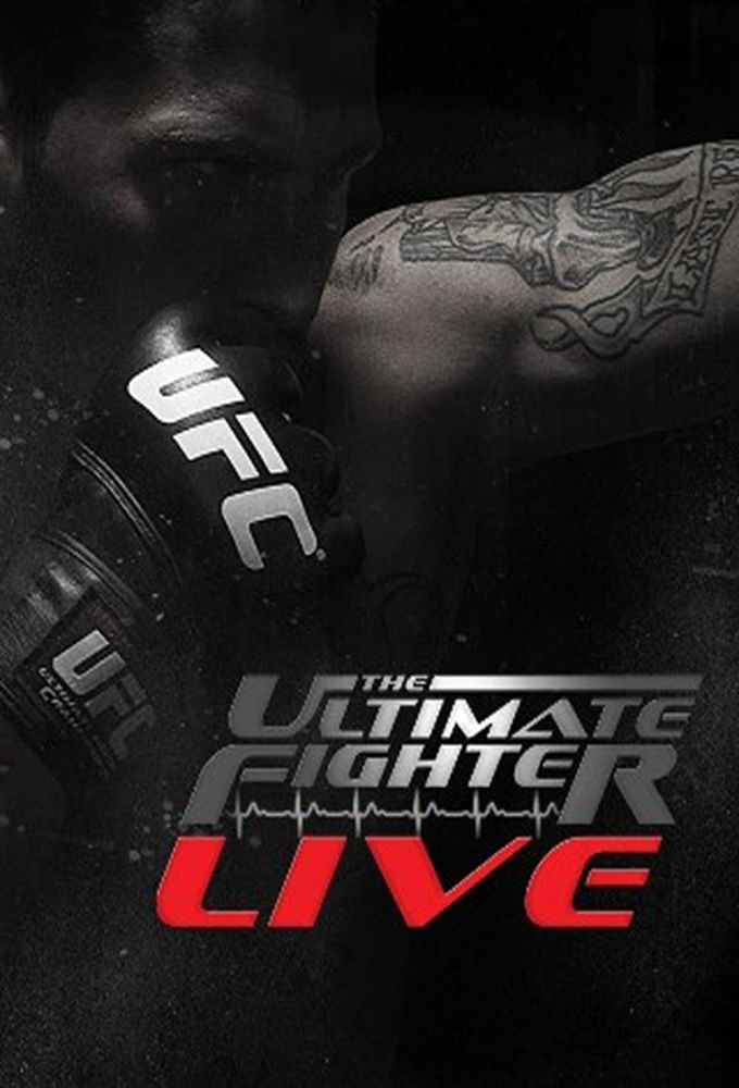 The Ultimate Fighter cover