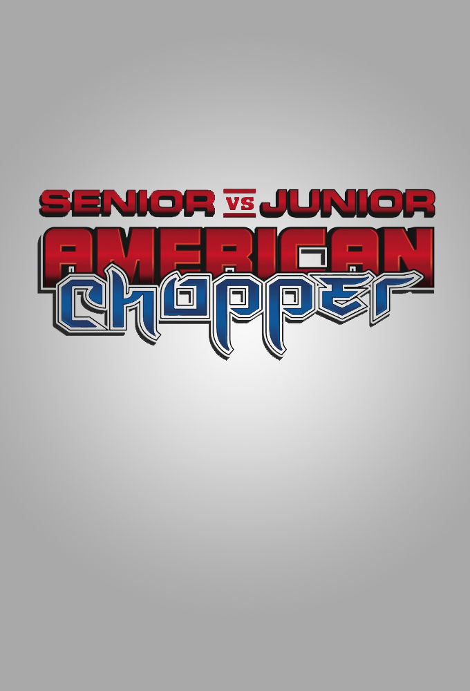 American Chopper: Senior vs. Junior cover
