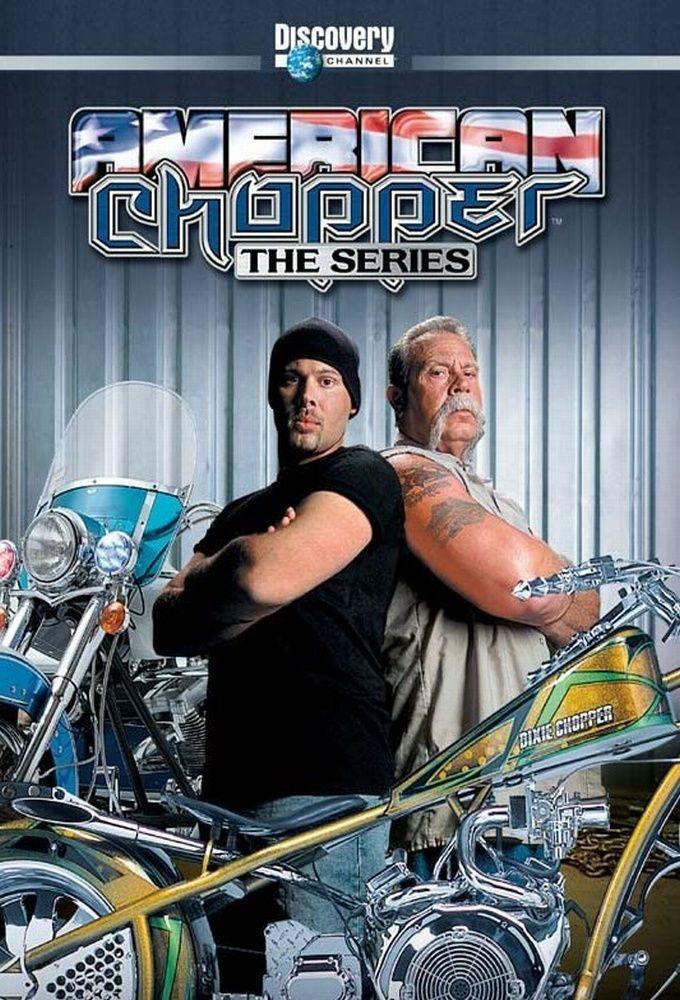 American Chopper cover