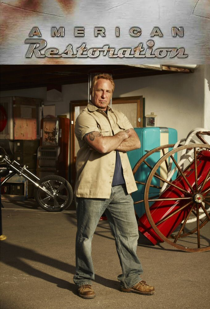 American Restoration cover