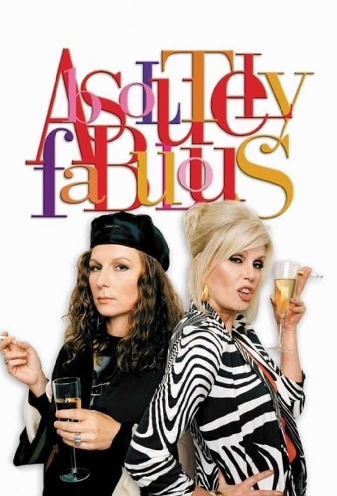 Absolutely Fabulous cover