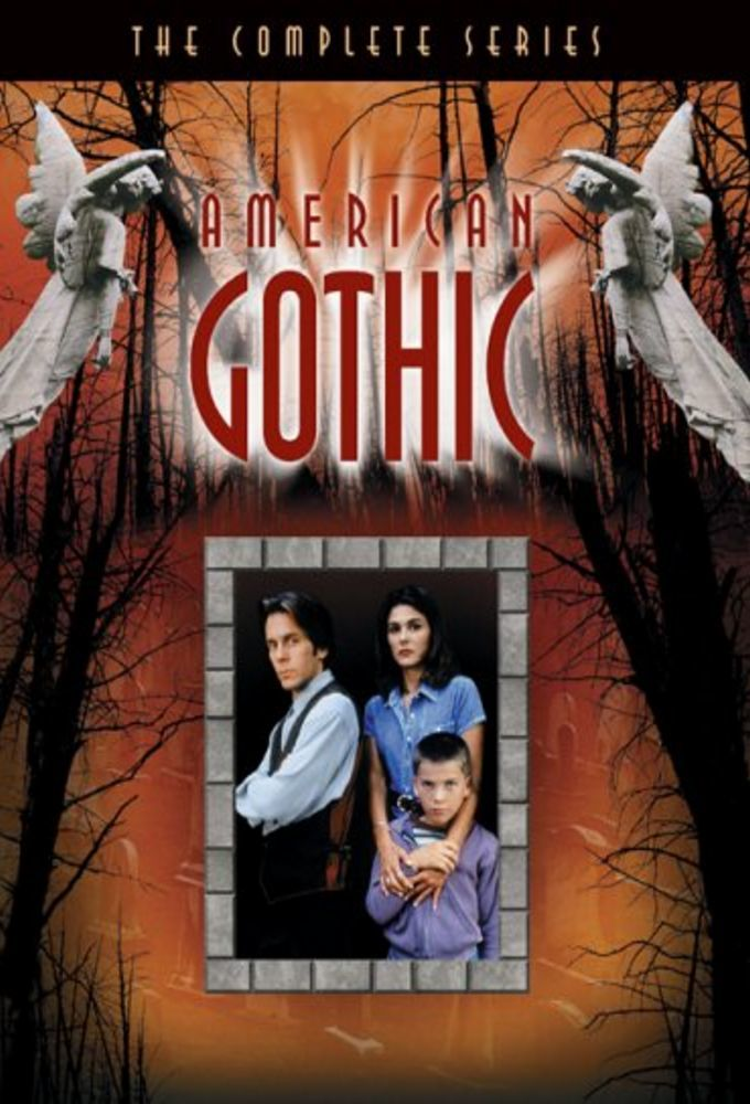 American Gothic cover