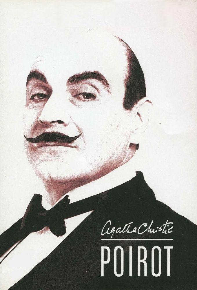 Agatha Christie's Poirot cover