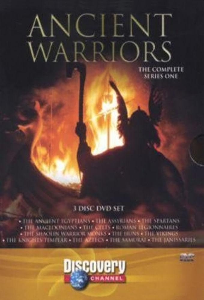 Ancient Warriors cover