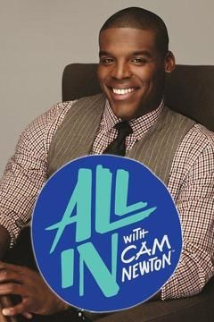 All In with Cam Newton cover