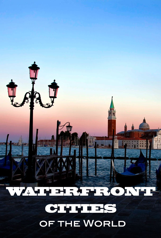 Waterfront Cities of the World cover