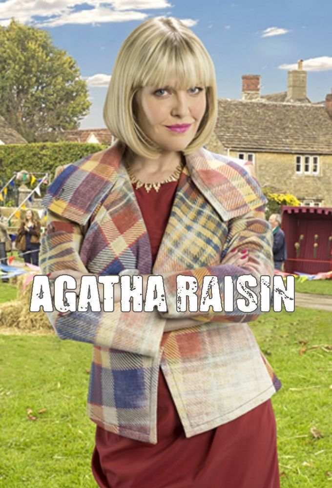 Agatha Raisin cover