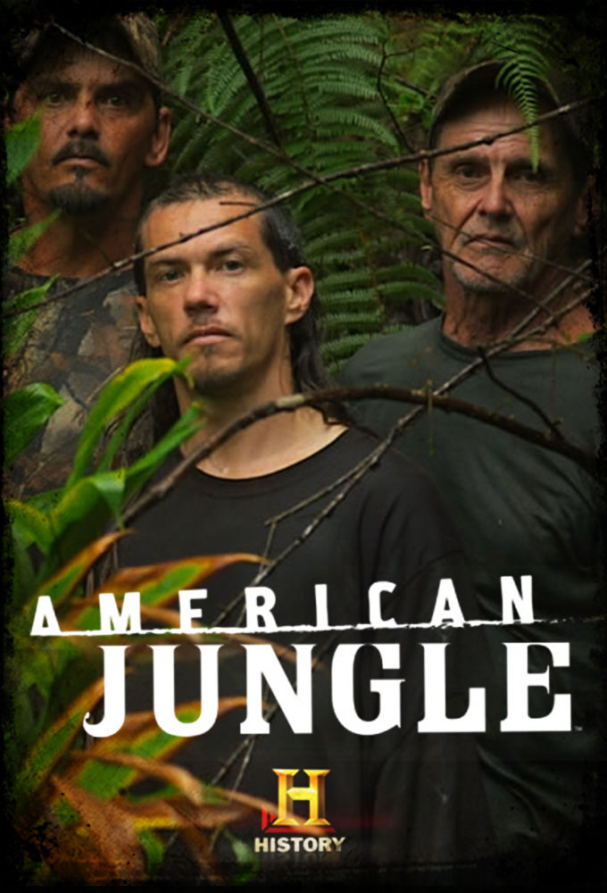 American Jungle cover
