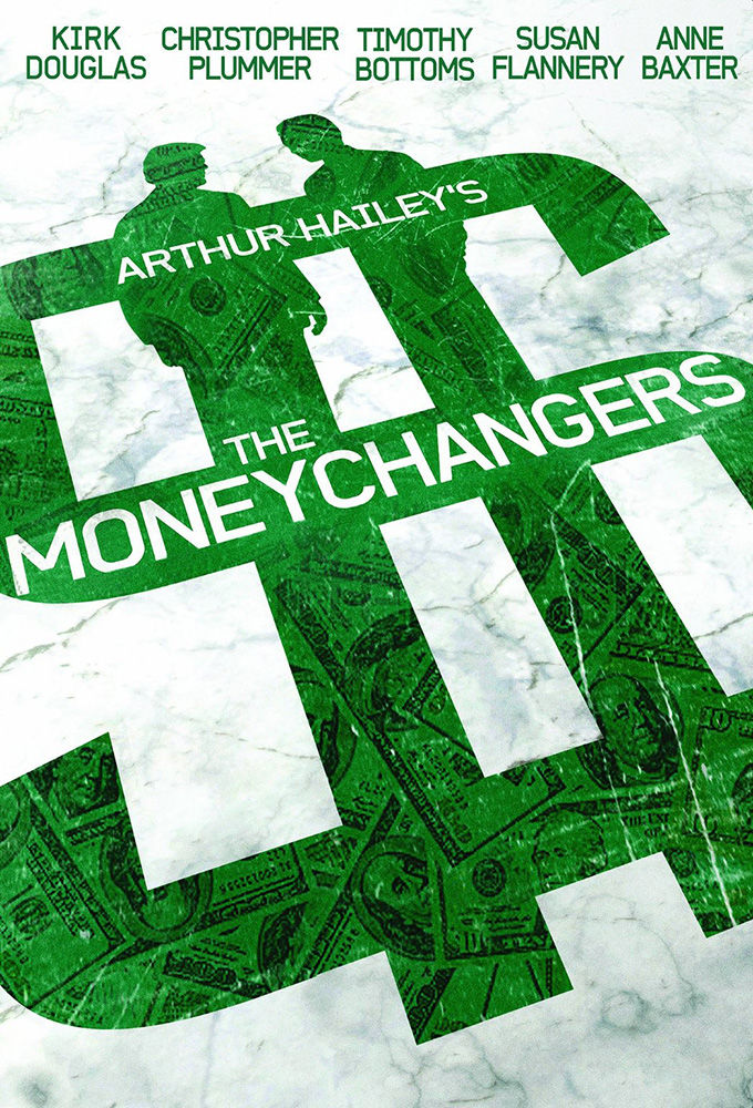 Arthur Hailey's The Moneychangers cover