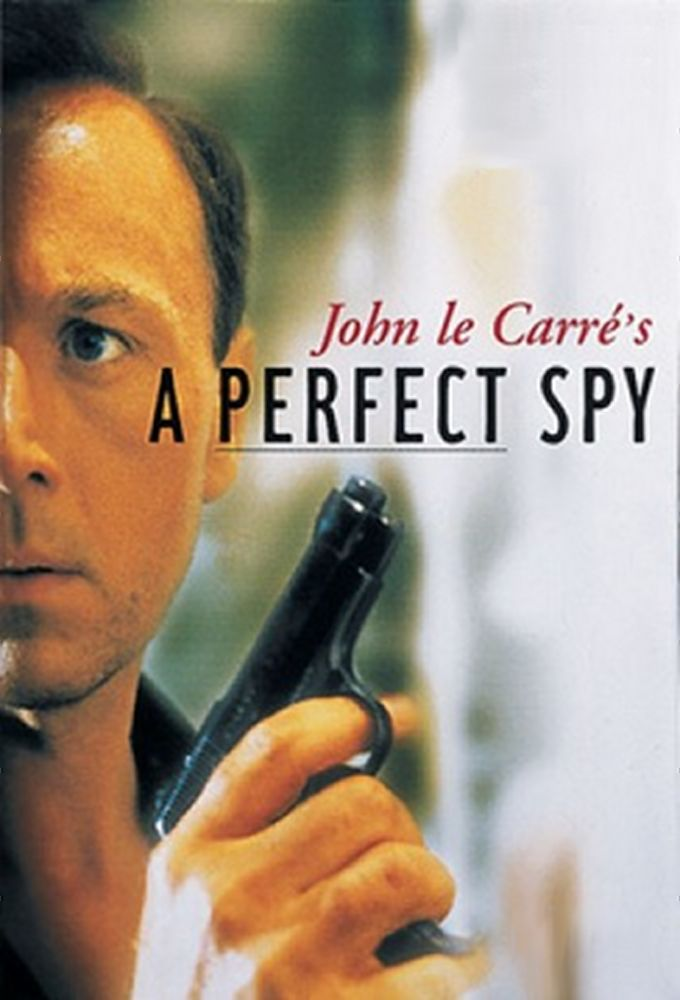 A Perfect Spy cover