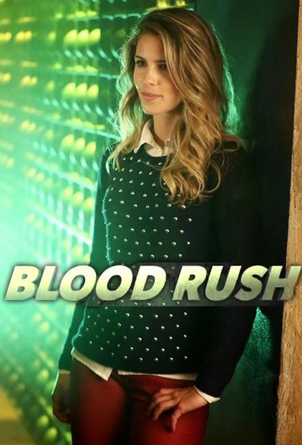 Arrow: Blood Rush cover