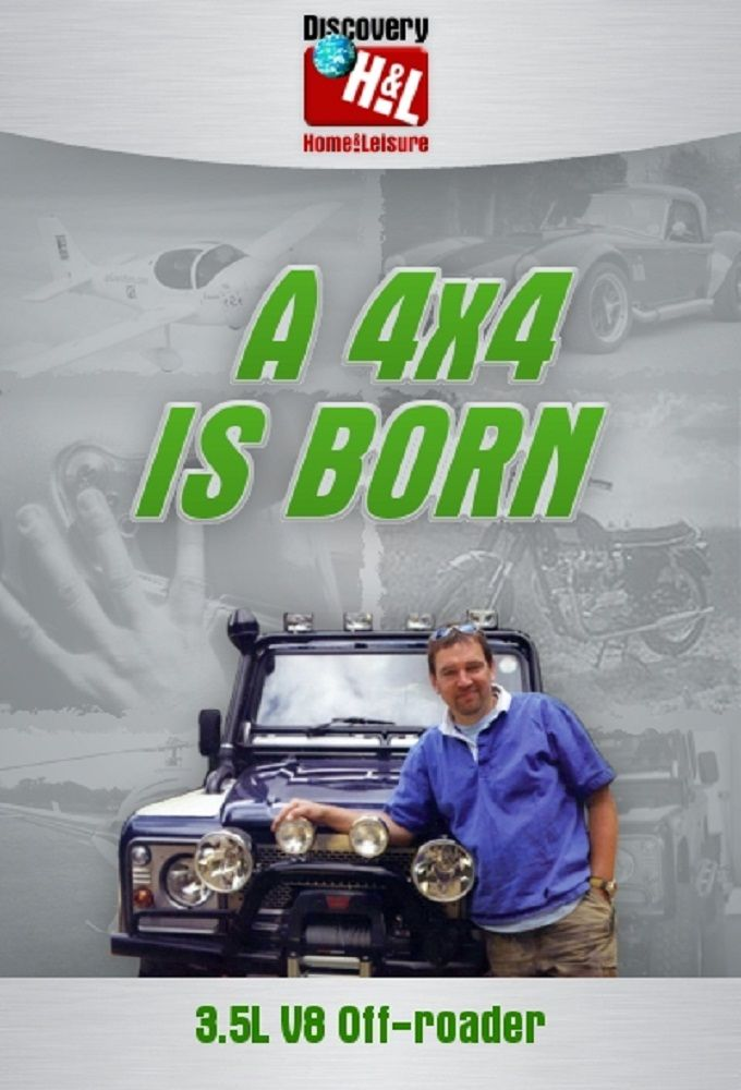A 4x4 is Born cover