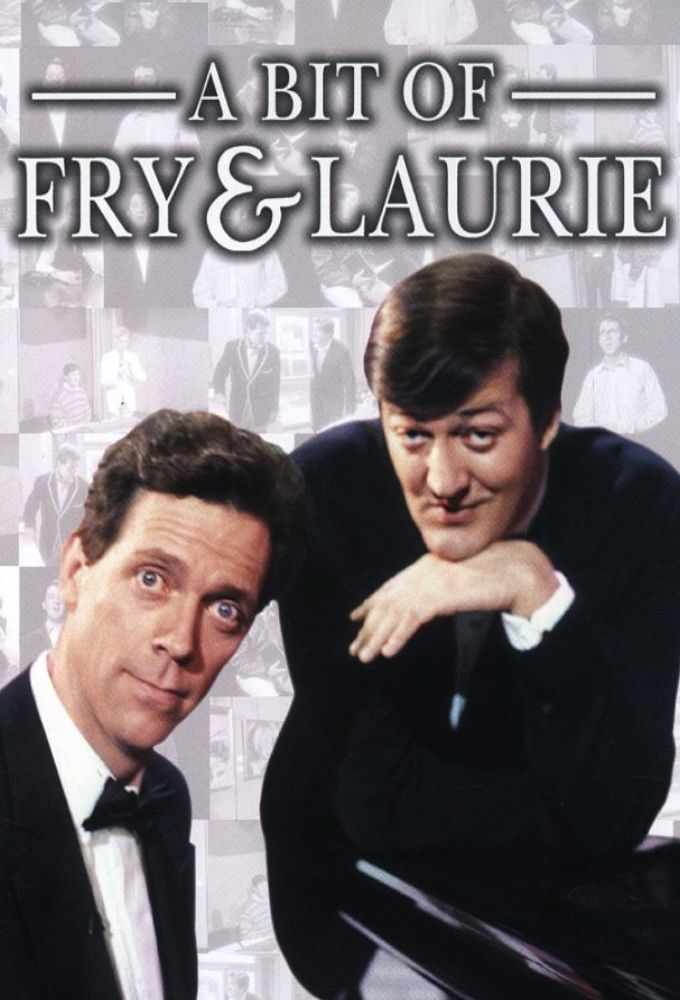 A Bit of Fry and Laurie cover