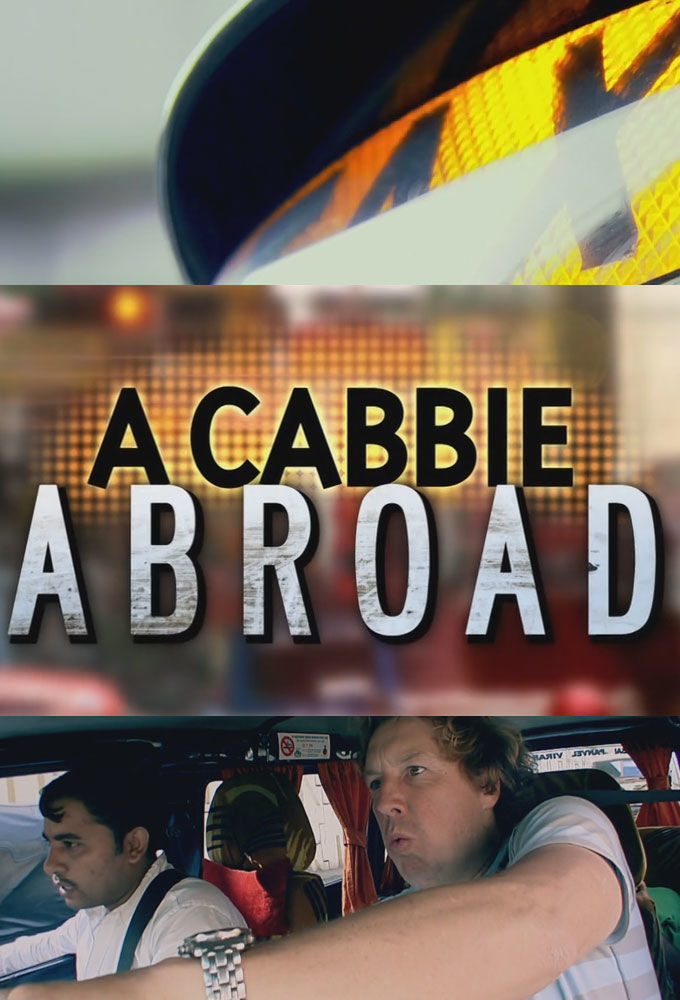 A Cabbie Abroad cover