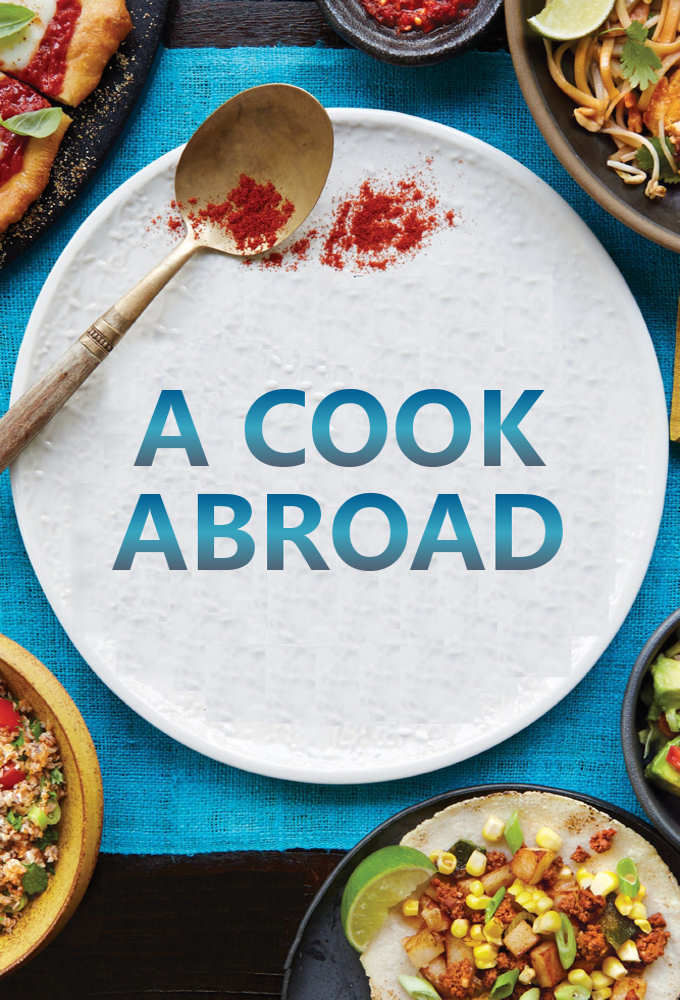 A Cook Abroad cover