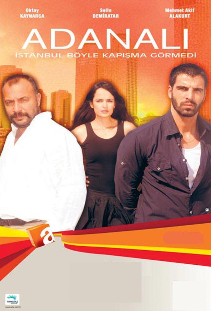 Adanalı cover