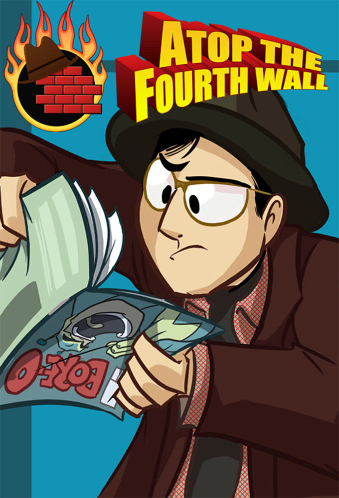 Atop the Fourth Wall cover
