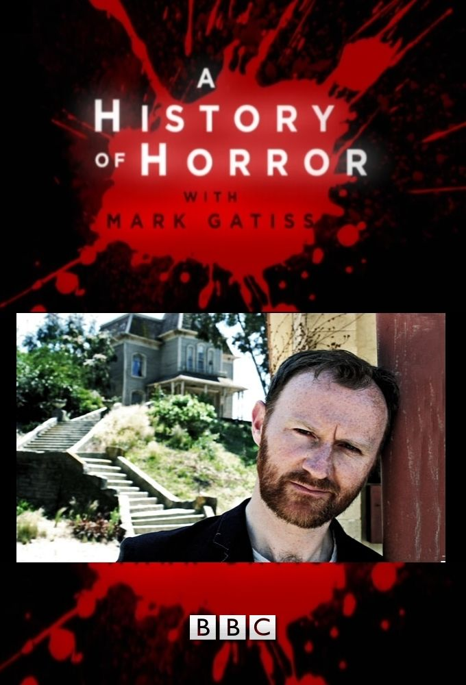 A History of Horror with Mark Gatiss cover