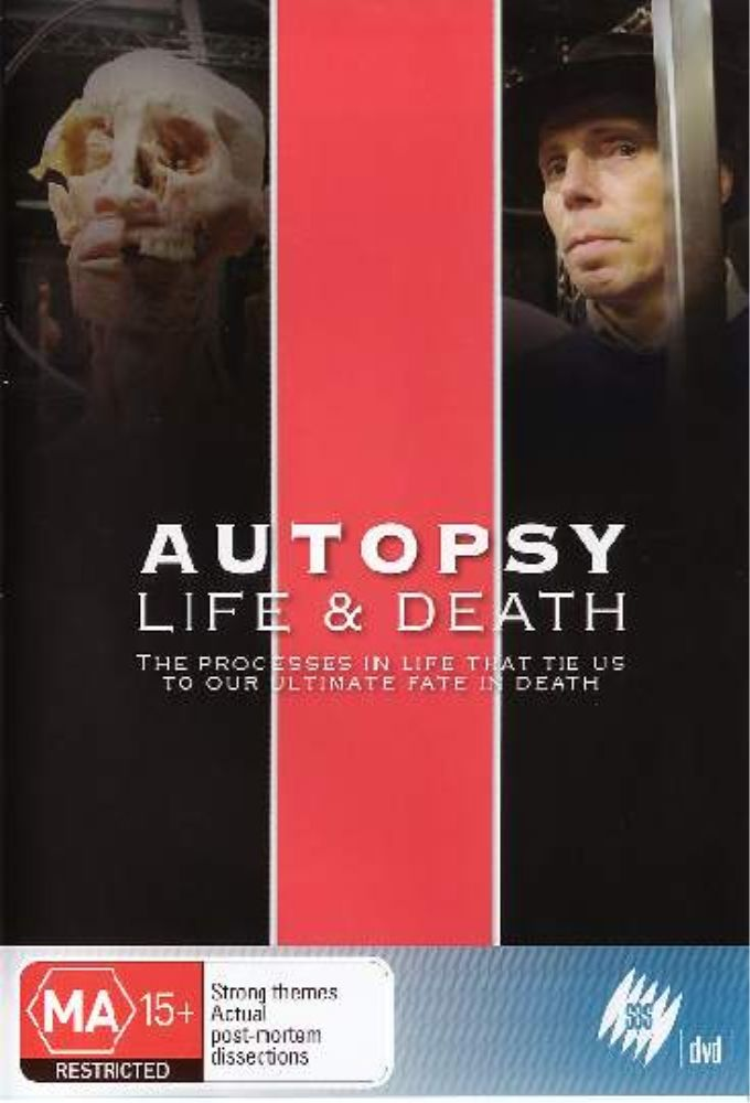 Autopsy: Life and Death cover