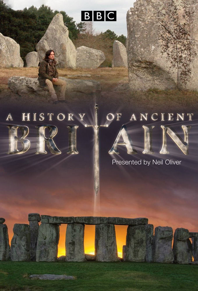 A History of Ancient Britain cover