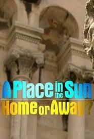 A Place in the Sun: Home or Away cover