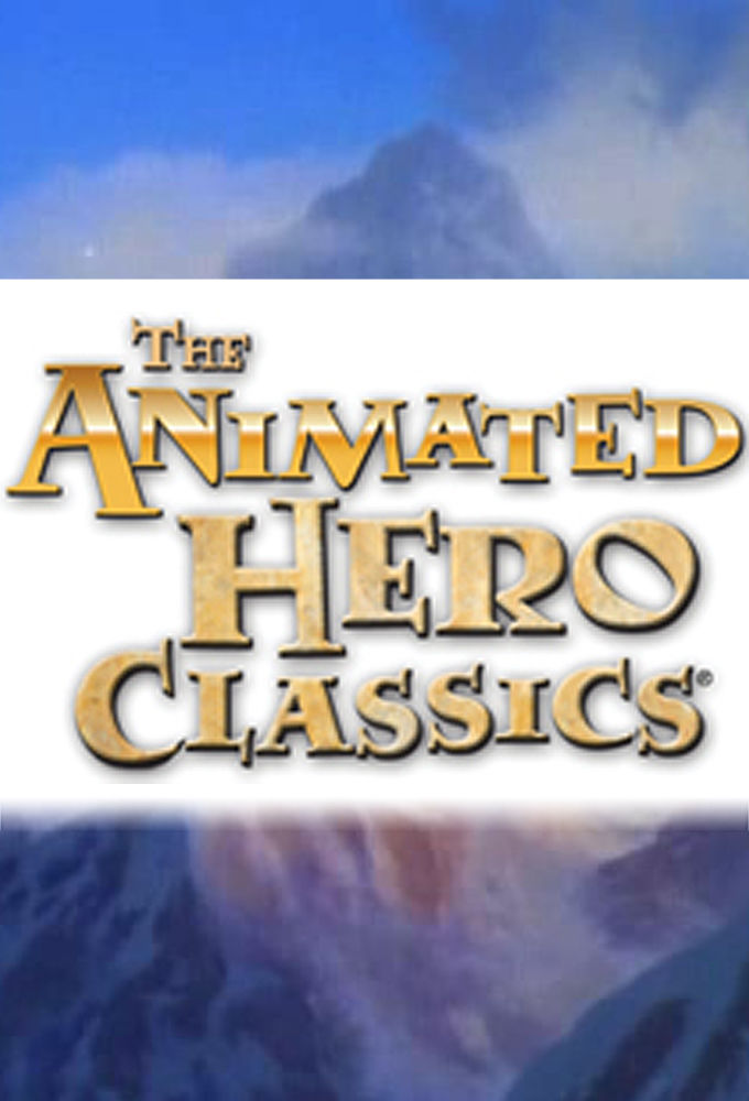 Animated Hero Classics cover