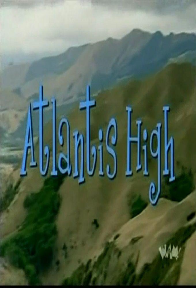 Atlantis High cover