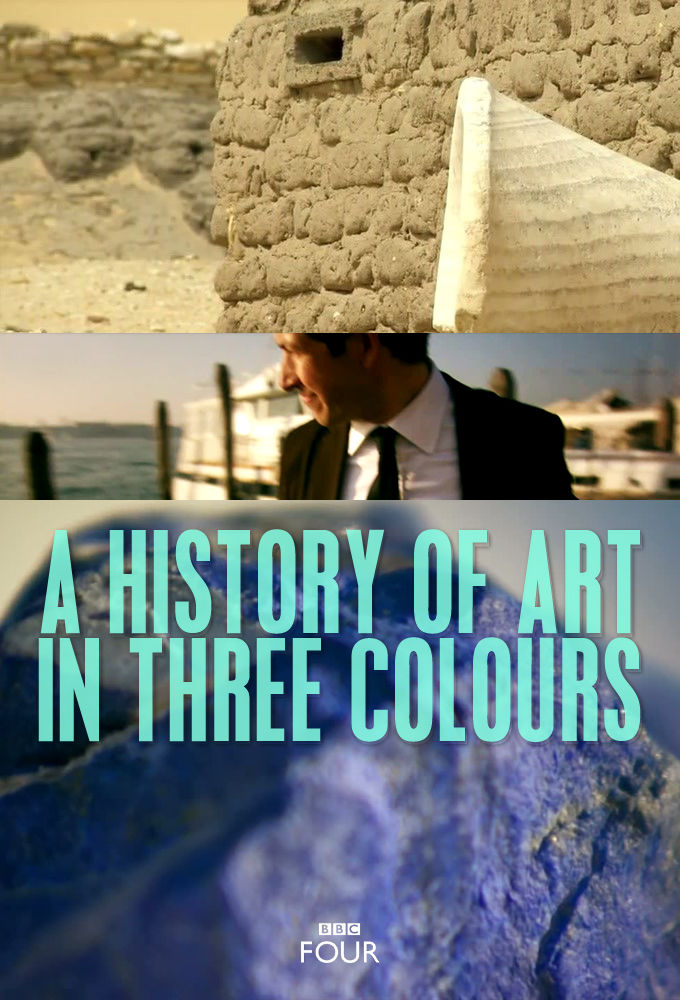 A History of Art in Three Colours cover