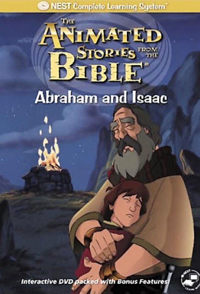 Animated Stories from the Bible cover