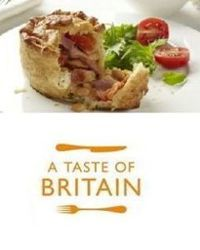 A Taste of Britain cover