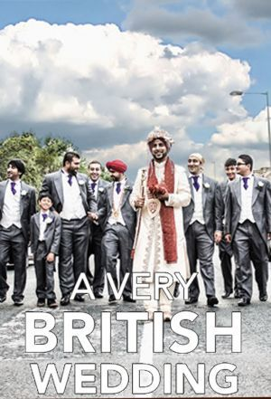 A Very British Wedding cover