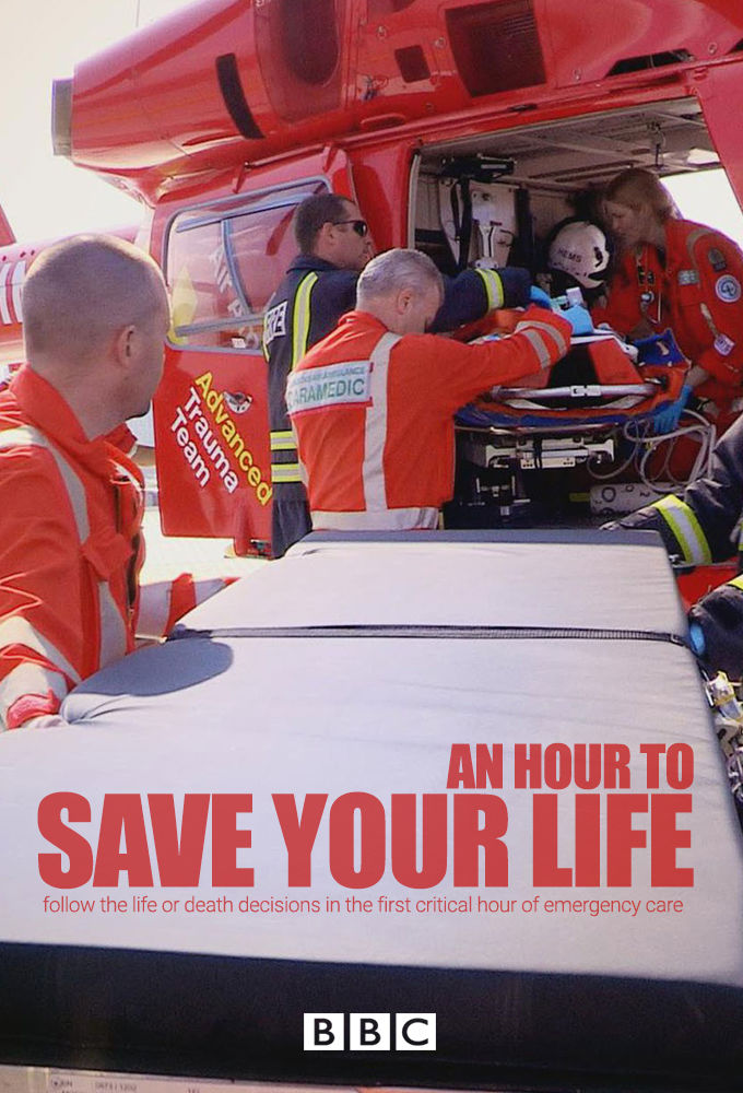 An Hour to Save Your Life cover