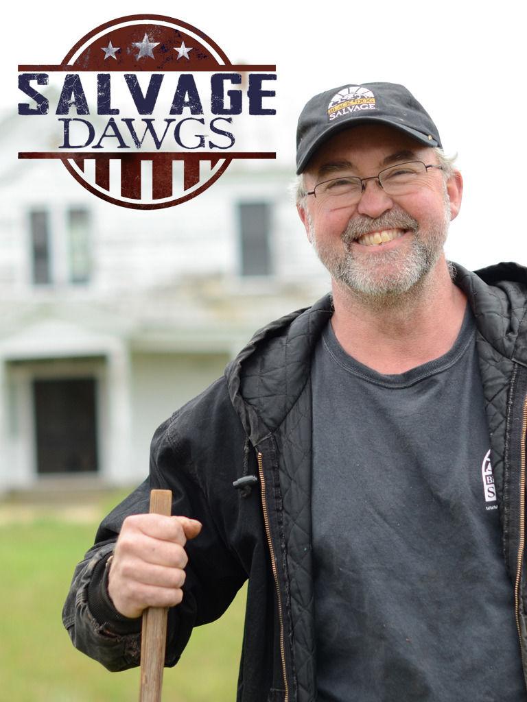 Salvage Dawgs Tvmaze