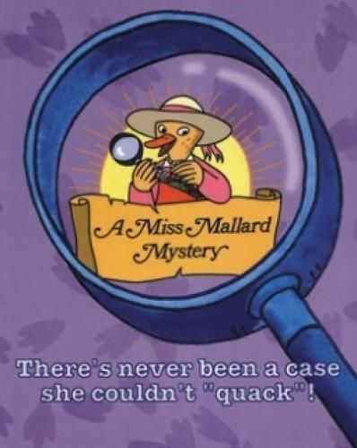 A Miss Mallard Mystery cover