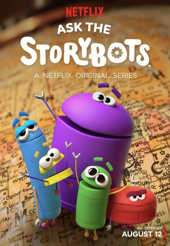 Ask the StoryBots cover