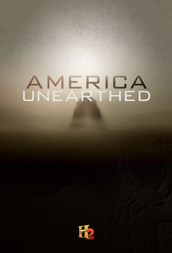 America Unearthed cover