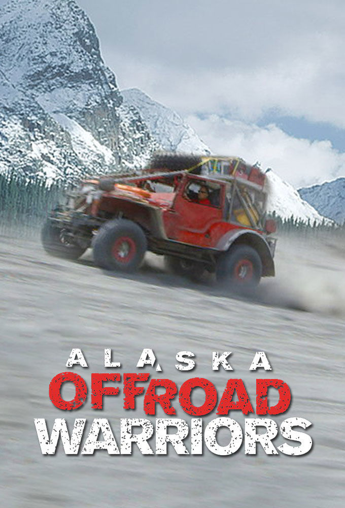 Alaska Off-Road Warriors cover