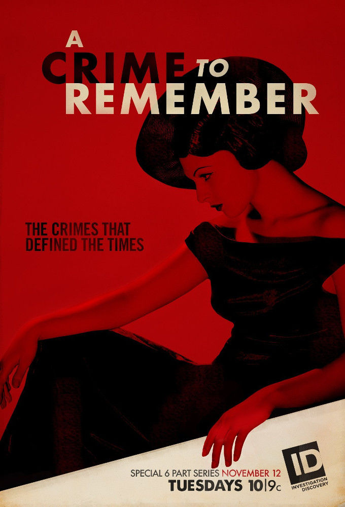 A Crime to Remember cover