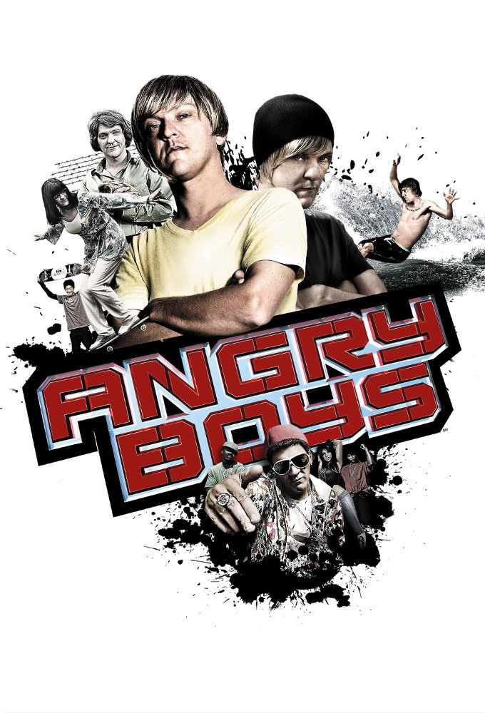Angry Boys cover