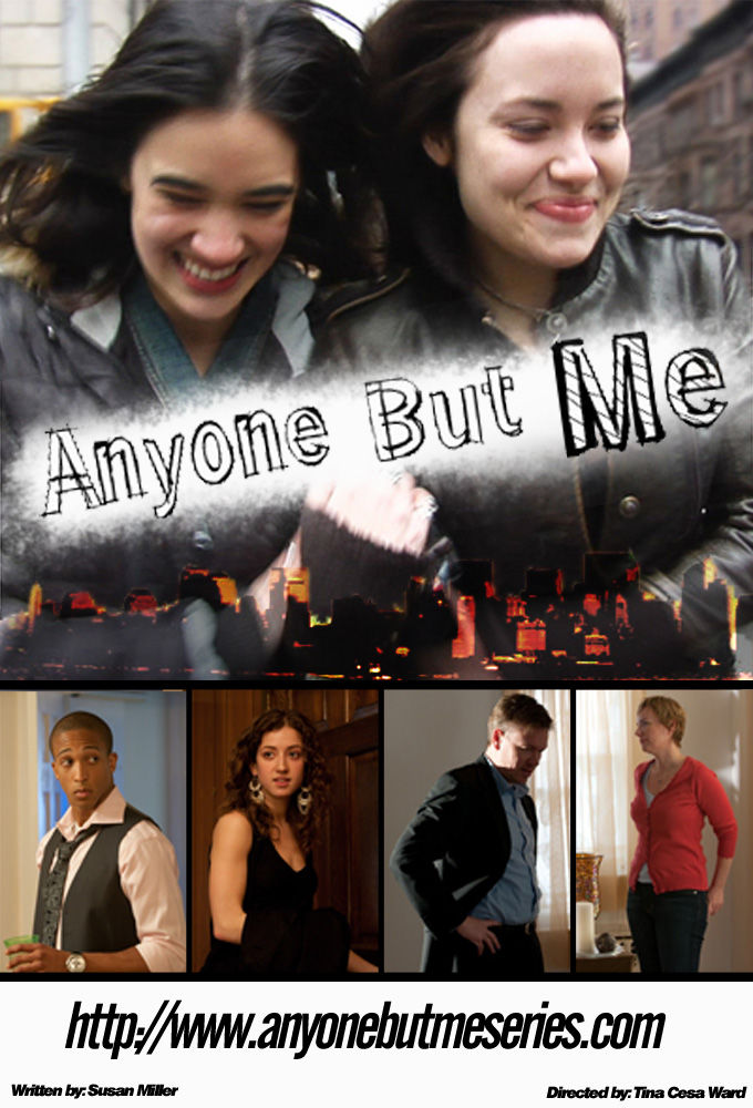 Anyone But Me cover