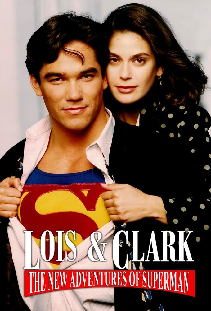 Lois Amp Clark The New Adventures Of Superman Tvmaze