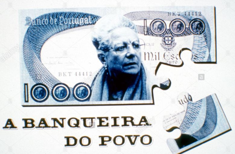 A Banqueira do Povo cover