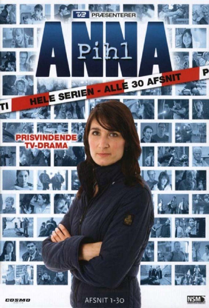 Anna Pihl cover