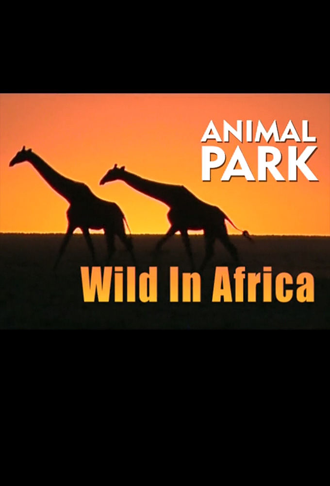 Animal Park: Wild in Africa cover