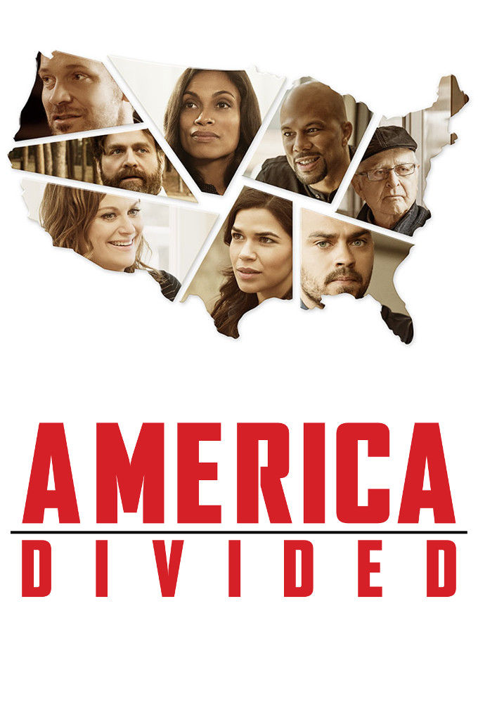 America Divided cover