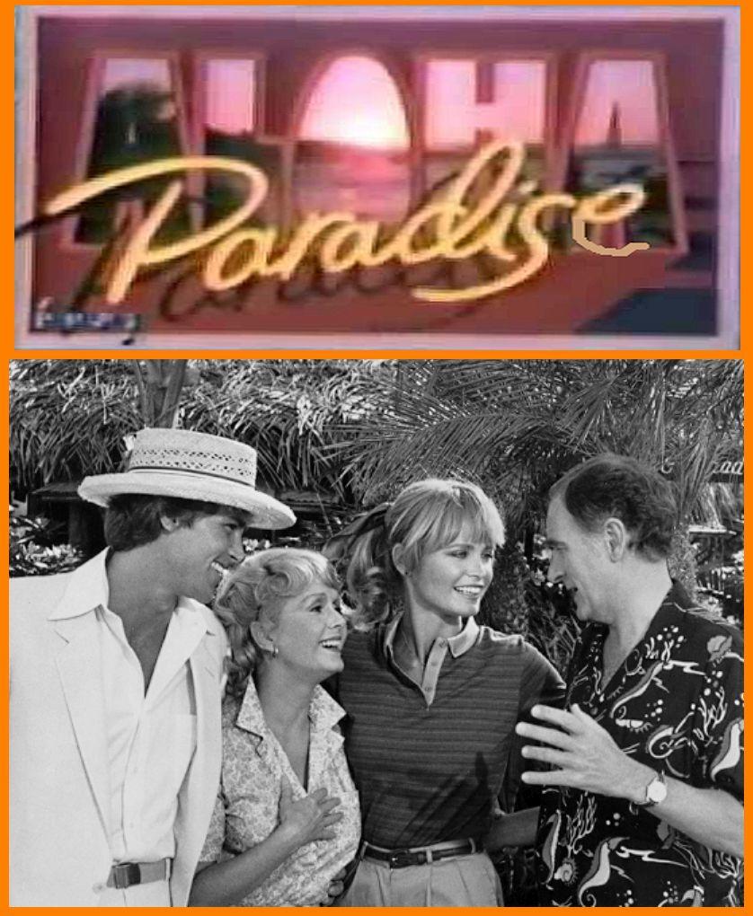 Aloha Paradise cover