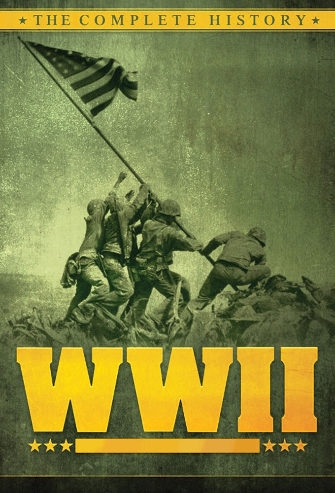 WWII: The Complete History cover