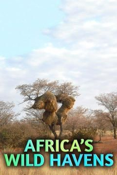 Africa's Wild Havens cover