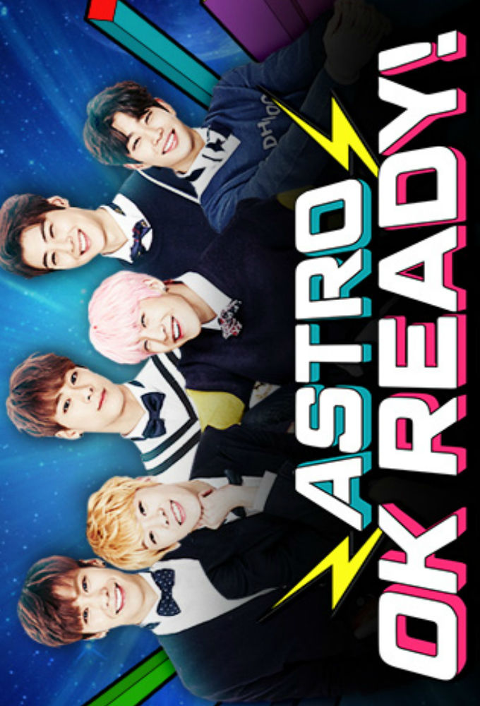 ASTRO OK! Ready cover