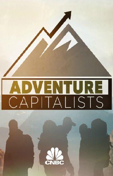 Adventure Capitalists cover